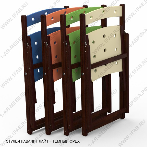 Купить недорого складной деревянный стул трансформер со спинкой и стол для кухни, дома, кафе, пикника и кейтеринга Антивандальная прочность раскладного каркаса и низкая цена - в традициях 1-ой армавирской мебельной фабрики. Из рук производителя: от 1шт.! Многослойный клееный шпон массива березы в разы прочней массива дерева: и бука, и гевеи, и даже дуба!