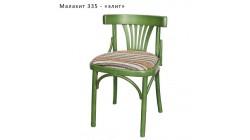 Венский стул, КМФ 125 – 01 – 2, Венеция, с мягким сиденьем