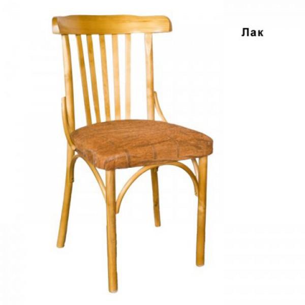 Венский стул, Б 5780 – 05 − 2, Соло, с мягким сиденьем