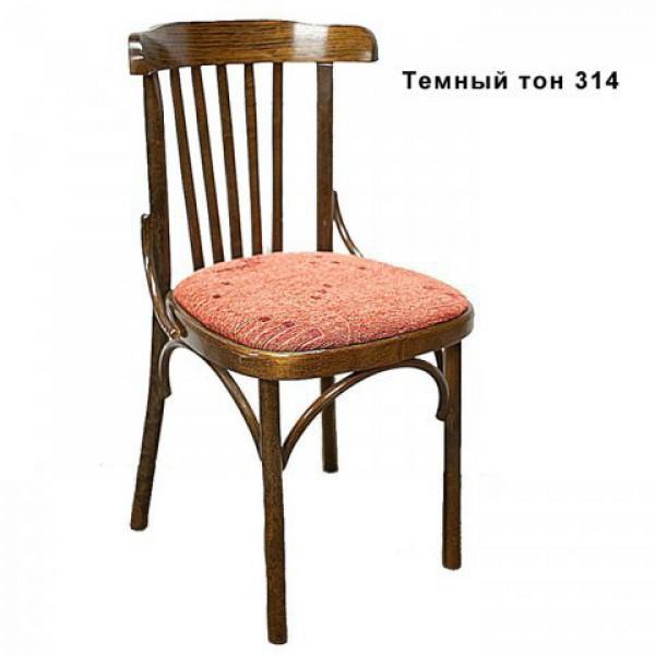 Венский стул, КМФ 98 – 02 – 2, Комфорт, с мягким сиденьем