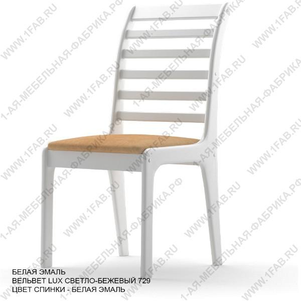 Ищете белую мебель под крышку рояля?  Белая кухня, столовая или гостиная?  Или в белый зал ресторана, кафе, банкетного зала, ночного клуба?  Неубиваемые стулья белая эмаль, шесть моделей. Самостоятельно выбрать сиденье и цвет спинки. От 1 штуки и без посредников: из рук 1-й мебельной фабрики!