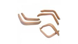 Подлокотники для кресла «ИДРА» (без отделки)