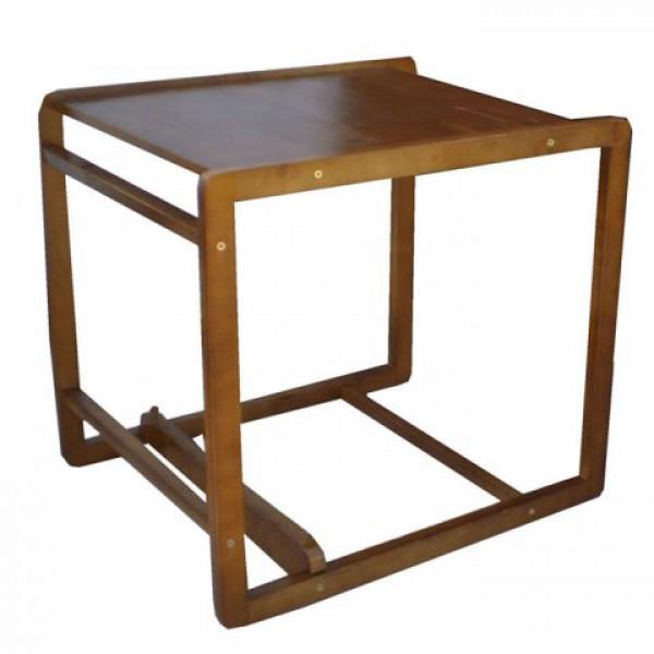 Очередная новинка от 1-ой мебельной фабрики: оригинальный темный тон детского стульчика без переплат посредникам. Доставка по России.