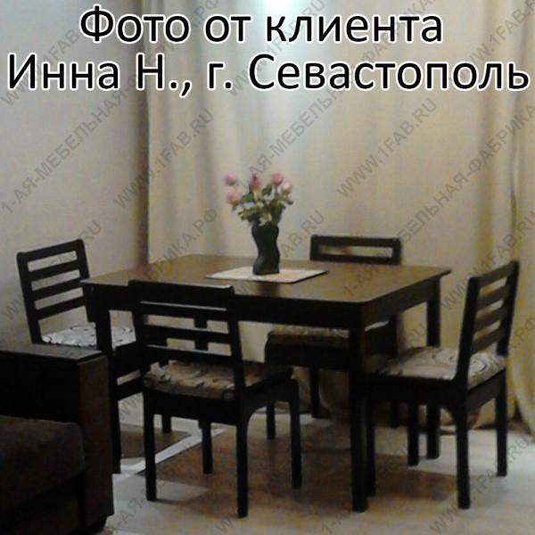 Уникальная Акция* мебельной фабрики: бесплатная доставка обеденных групп по России и СНГ к самому дому. Каталог с фото, недорогие цены.
